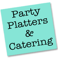 Let us cater your event!